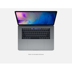 "Apple 15"" MacBook Pro (2018) 256GB, Space Grey"