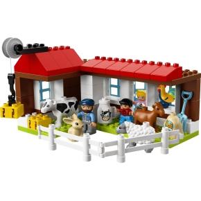 LEGO DUPLO 10869 Eventyr på bondegården, 2-5 år