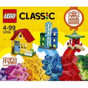 LEGO Classic 10703 Kreativt byggesæt, 4-99 år