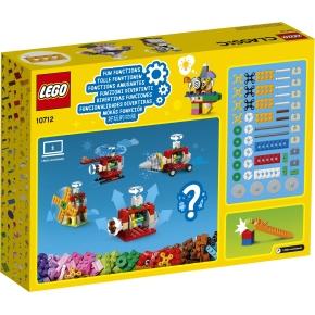 LEGO Classic 10712 Klodser og tandhjul, 5-99 år