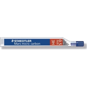 Staedtler Mars Micro 250 Stifter 3H 0,5 mm, 12 stk