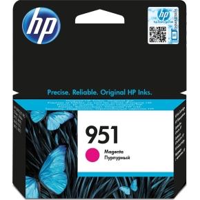HP No951 blækpatron, magenta, 700s