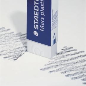 Staedtler Mars Plastic 526 Viskelæder, lille