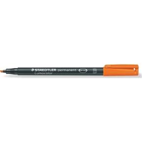 Staedtler Lumocolor 314 Marker B, perm, orange