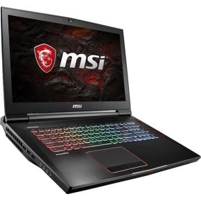 """MSI GT73VR 7RF-408NE 17,3"""" Bærbar Gamer PC"""
