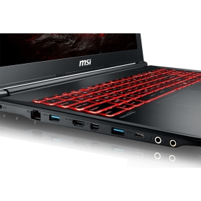 "MSI GL62M 7REX-1403NE 15,6"" Bærbar Gamer PC"