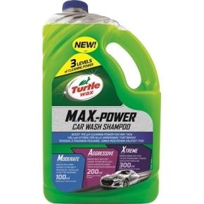 Turtle Wax Shampoo Max Power, 2,95L