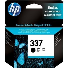 HP No337 blækpatron, sort, 400s