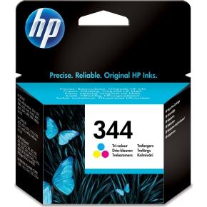 HP No344 blækpatron, blister, tri-farve, 560s