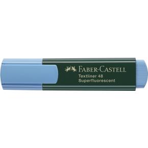Faber-Castell overstregningspen, blå