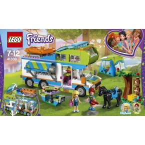 LEGO Friends 41339 Mias autocamper, 7-12 år