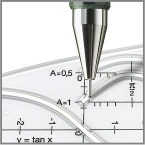 Faber-Castell TK-Fine Stiftblyant 0,7 mm