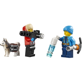 LEGO City 60194 Polarspejderfartøj, 7-12 år