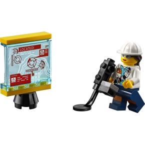 LEGO City 60188 Mineeksperternes udgravning 7-12år