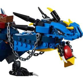 LEGO Ninjago 70652 Stormbringer, 8-14 år