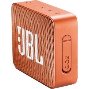 JBL GO 2 - Bluetooth højtaler, orange