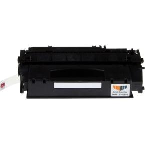 MM Q5949X/CRT-708H lasertoner, sort, 6000s