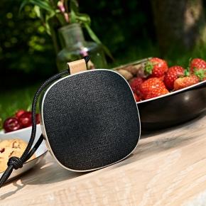 SackIT WOOFit Go - transportabel højtaler - Black