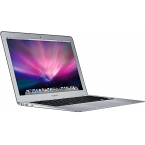 "Brugt Apple MacBook Air 13"", 128GB sølv (B)"
