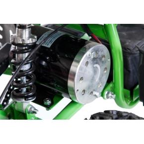 Azeno Panther Premium 1000W ATV, 48V, grøn/sort
