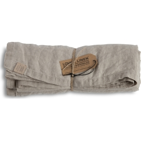 Lovely Linen dug - natur