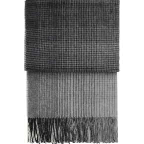 Horizon Alpaca Throw, grå