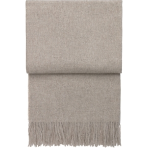 Classic Alpaca Throw, beige