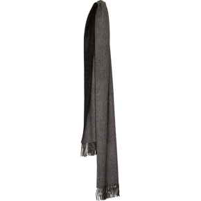 His & Hers and Basic Scarf, sort/grå