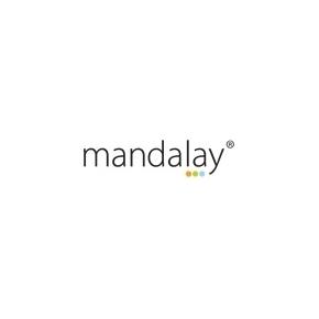 Mandalay Håndklædeholder i teaktræ