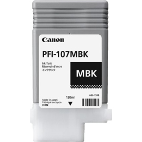 CANON PFI-107 ink cartridge mat black