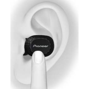 Pioneer SE-C8TW in-ear høretelefoner, sort