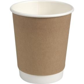 Kaffebæger, dobbelt lag, 28 cl