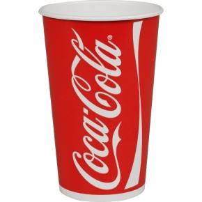 Papbæger, Coca Cola 30 cl
