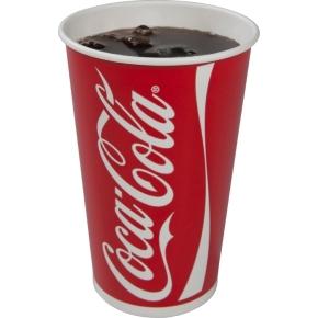 Papbæger, Coca Cola 40 cl