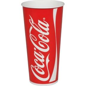 Papbæger, Coca Cola 70 cl