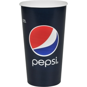 Papbæger, Pepsi 75 cl