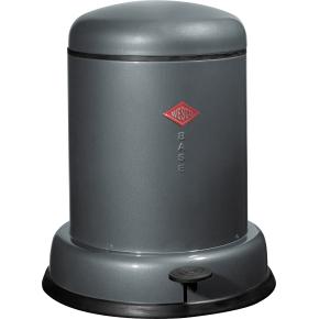 Wesco Baseboy pedalspand, 8 L, grafit