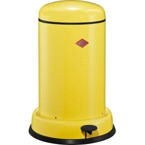 Wesco Baseboy pedalspand, 15 L, gul