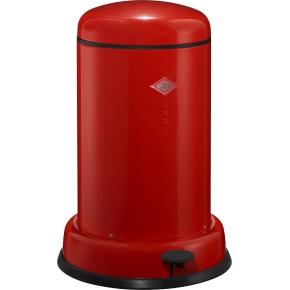 Wesco Baseboy pedalspand, 15 L, rød