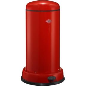 Wesco Baseboy Pedalspand, 20 L, rød