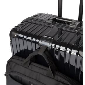 Kuffertsæt Luksus, 3 stk, Sort