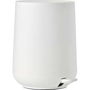 Zone Nova pedalspand, 5 L, white