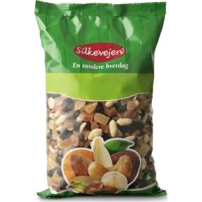 Silkevejen Frugt & Nøddemix, 1 kg