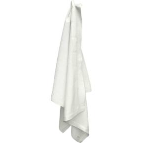 4 stk. håndklæder fra The Organic Company, hvid