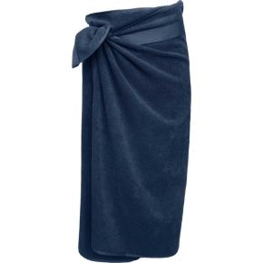 4 stk. håndklæder fra The Organic Company, blå
