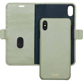 dbramante1928 iPhone X/Xs Max Case NY, Olive Green