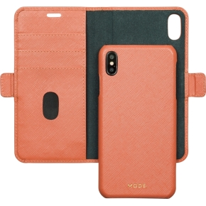 dbramante1928 iPhone X/Xs Max Case NY, Rusty Rose