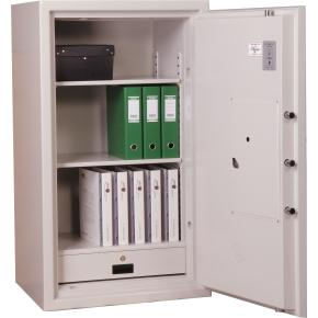 Brandsikkert dokumentskab ES-200, 309 l, El-kode