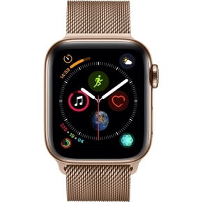 Apple Watch Series 4 Cellular, 44mm – Gold