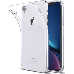Twincase iPhone XR case, transparent